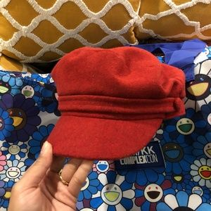 Topshop Paper Boy Hat